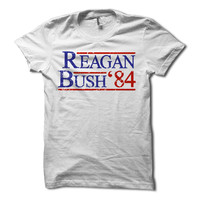 Reagan Bush '84 Shirt