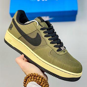 Nike Air Force 1 Low  Versatile casual board shoes