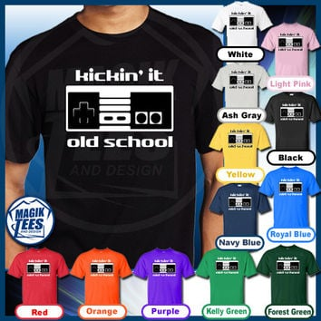 Kickin' It Old School T-Shirt