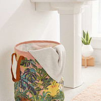 Botanical Jungle Laundry Bag | Urban Outfitters