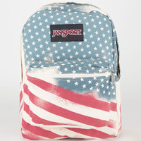 Jansport Super Fx Backpack White Faded Stars One Size For Men 20570794801