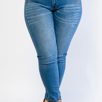 Shop Plus Size Denim Tops, Bottoms & More − G-Stage