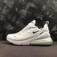 Newest Nike Air Max 270 White Running Shoes