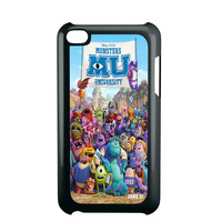 Monster Inc 2 Poster Ipod 4 Case