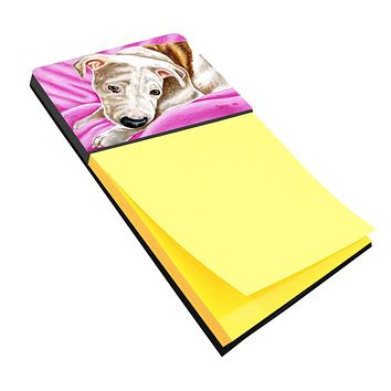 Dream Girl Pit Bull Sticky Note Holder AMB1413SN