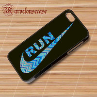 Nike Run Aztec Pattern custom case for all phone case