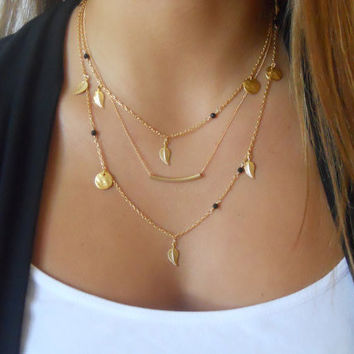 Piper Dainty Necklace Set
