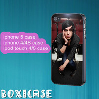 Sleeping with sirens---iphone 4 case,iphone 5 case,ipod touch 4 case,ipod touch 5 case,in plastic,silicone and black,white.
