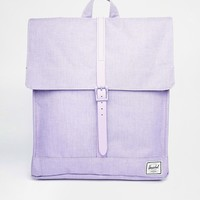 Herschel Supply Co City Backpack in Lilac