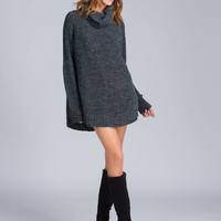 Warm And Fuzzy Oversized Cowl Sweater