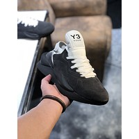 【Y-3】 Women's Men's 2020 New Fashion Casual Shoes Sneaker Sport Running Shoes