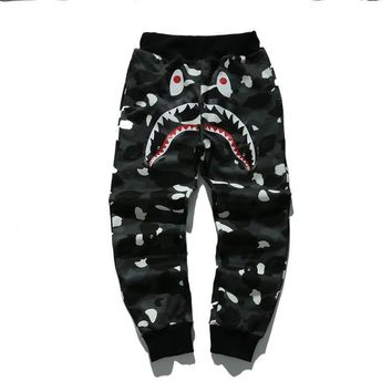 Casual Noctilucent Couple Pants [10182865991]