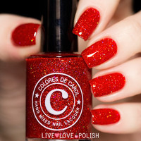 Colores de Carol Fury Nail Polish