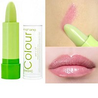 Super Deals Women Mouth Care Magic Color Changing Lipstick Makeup Fruity Moisturizer Lipstick Free Shipping