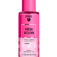 Fresh & Clean Body Mist - PINK - Victoria's Secret