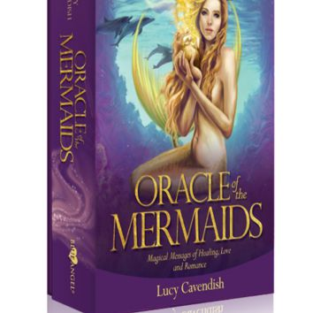 Tarot Cards - Oracle of the Mermaids Tarot Cards and Instruction Book