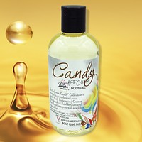 Bakery Candy Body Oil