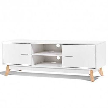 Entertainment Center Console Cabinet TV Stand