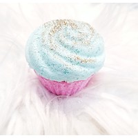 The Cupcake Bomb Mint Icing