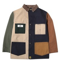 CRAZY COVERALL JACKET