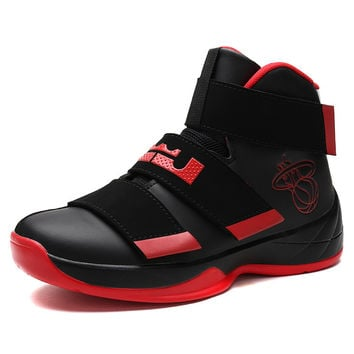 Latest 3 Color Jordan Same Boys Style High-top Sport Air Basket tenis Shoes For Men Casual Breathable Trainers /12
