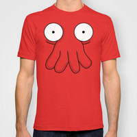 Dr. Zoidberg T-shirt by Bill Pyle