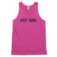 Hot Girl Tank Top