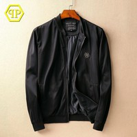 Philipp Plein Cardigan Jacket Coat-3