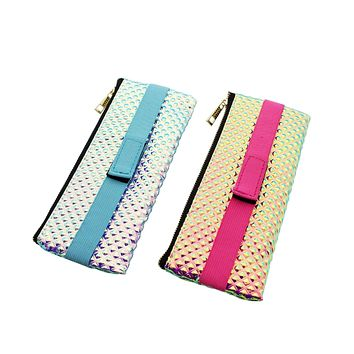 Tag-A-Long Shimmer Pencil Case