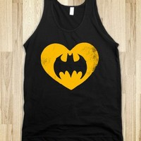Batman Love (Vintage) - Fun Movie Shirts