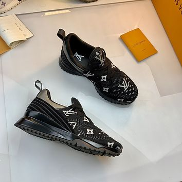 lv louis vuitton womans mens 2020 new fashion casual shoes sneaker sport running shoes 280