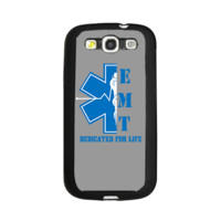 EMT Dedicated For Life Phone Case For Samsung & iPhone
