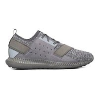 Under Armour UA Threadborne Shift Heathered Gray 301981 101 Mens Size 9