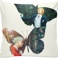 'Butterfly' By BTS Pillow