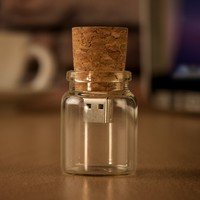 Message in a Bottle USB Flash Drive at Firebox.com