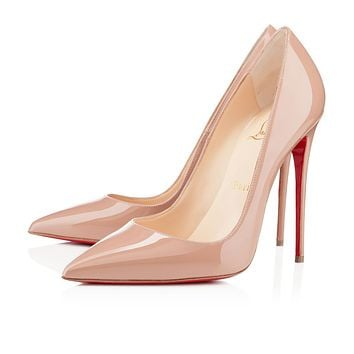 Christian Louboutin New pointed high heels   3.13