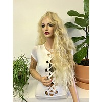 Blond waves lace front wig - Sweet Kind Ramona 218 13