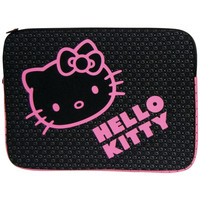 "Hello Kitty 9""-11"" Notebook Sleeve (black)"