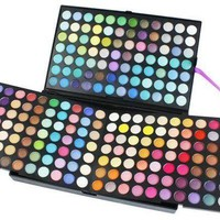 ONETOW Day-First? Professional Makeup Face 252 Pcs Urban Decay Palette NAKED Eye Shadow Womens Gift 03