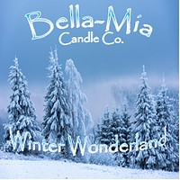 Winter-Wonderland Natural Hand Poured Soy Candles