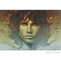 The Doors - Spirit of Morrison Poster on Sale for $6.99 at HippieShop.com