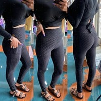 Booty Lifting Leggings- The TikTok Famous Leggings with pockets!- 3 Colors