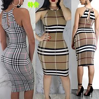 burberry Women Strap Dress