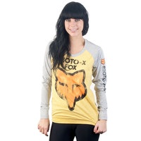 Fox - Moto-X Juniors Long Sleeve T-Shirt