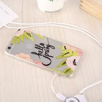 Original Summer Sling iPhone 5s 6 6s Plus Case Cover Gift-111