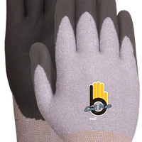 Glove Knit Gray Xxl