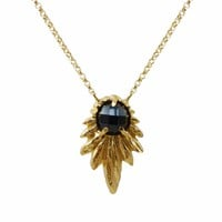 Cosma Necklace - Gold Vermeil