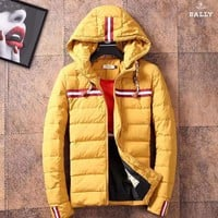 Boys & Men Bally Fashion Casual Cardigan Jacket Coat