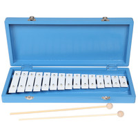 X8 Student Glockenspiel with Case and Mallets