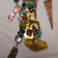 Whispurrs of Egypt Cat Necklace » Craftori